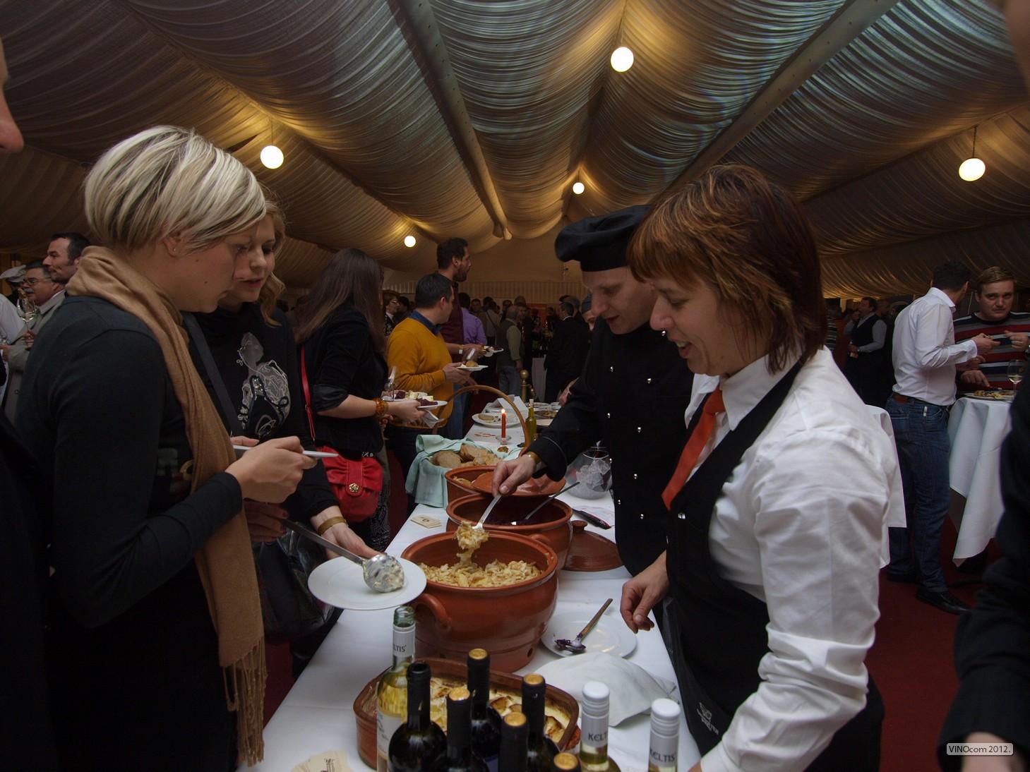 8. međunarodni festival vina i kulinarstva