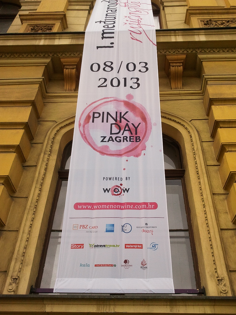 Pink Day Zagreb